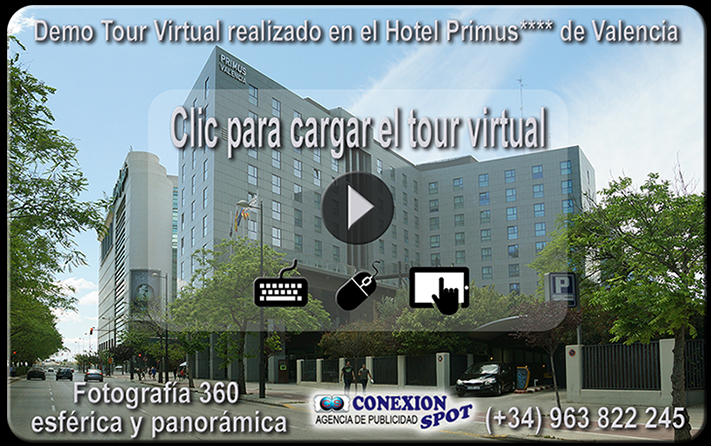 Acceso a Tour Virtual 360º